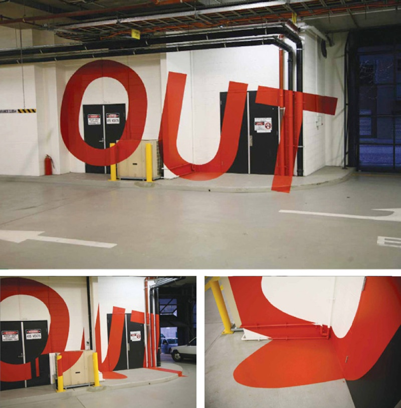 Creative Art Out Typography