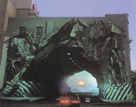 This 3D Building Art is by far the most intricate and my favorite.