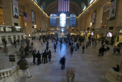 Grand Central - The Main Concourse - Improve Everywhere