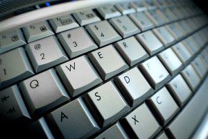 Checking Email Keyboard