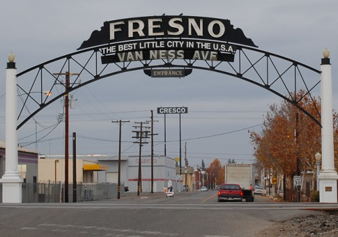 Fresno Pollution Cities