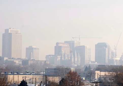 Salt Lake City Pollution Cities