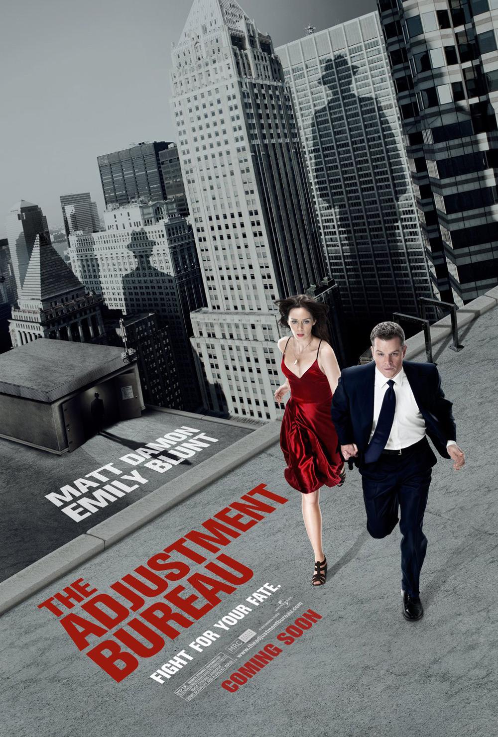The Adjustment Bureau Movie