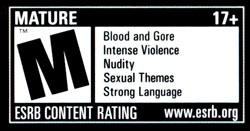 M Rated Video Games Mature 2