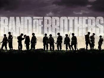 Band of Brothers TV Series Logo