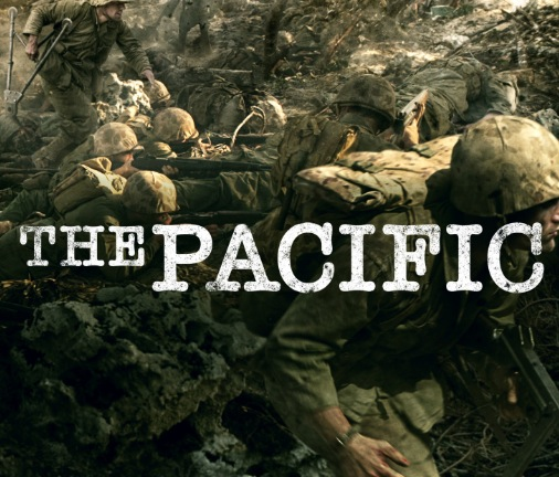 The Pacific TV Series Logo