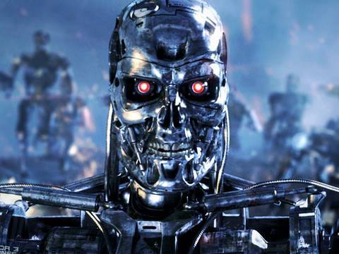 Terminator Siri iPhone