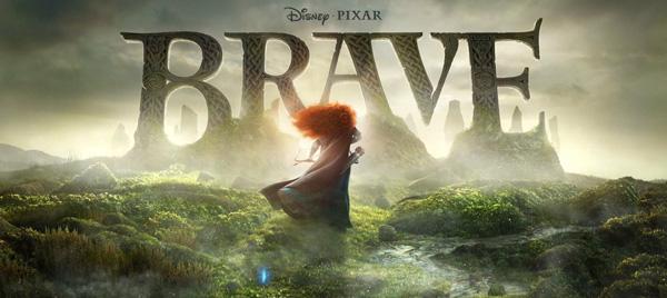 Brave Pixar - Poster Disney 2