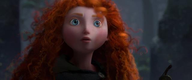 Pixar Brave Merida Disney