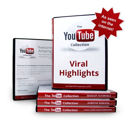 YouTube Collection DVD