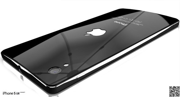 iPhone 5 Design Mockup - LM 2