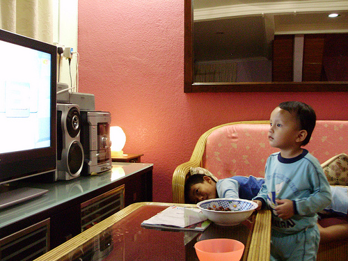 what you need to do to ensure children watch the right content on television