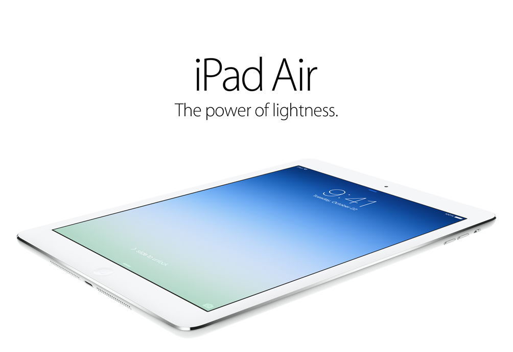 Apple iPad Air Image