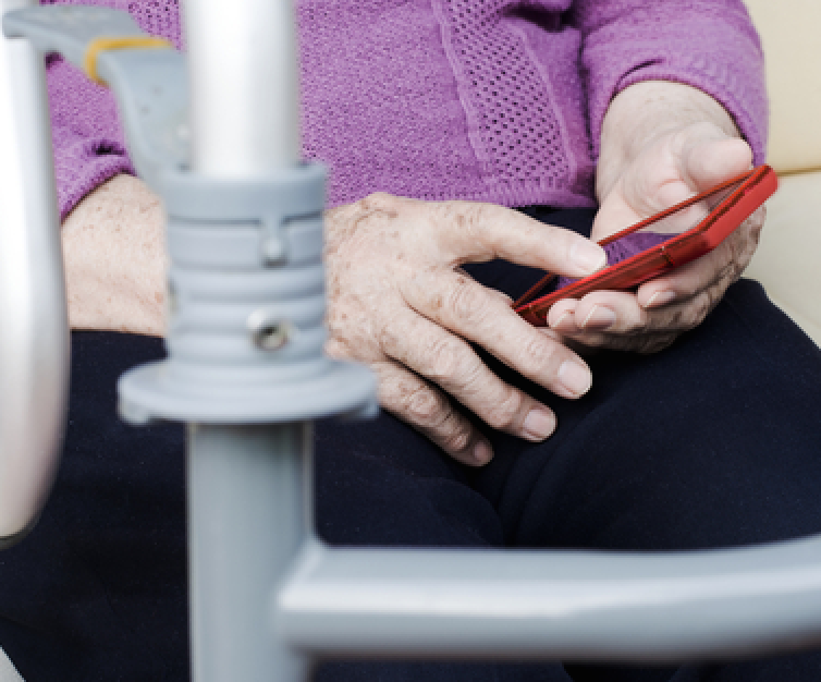 Internet Technology & Seniors
