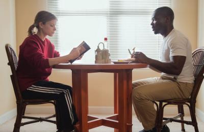 CAPTIVE the Movie 2015 - David Oyelowow Kate Mara