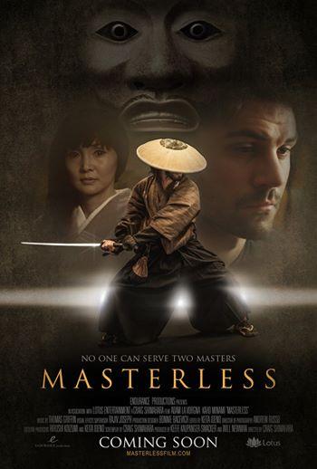 Masterless Full Poster Movie
